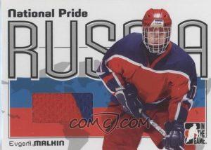 National Pride Prospects Evgeni Malkin