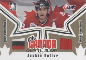 Oh Canada Gold Justin Keller