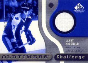Oldtimers' Challenge Jersey Lanny McDonald