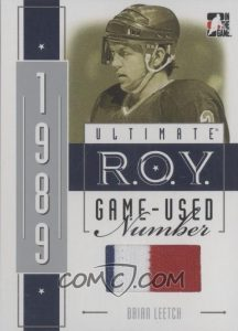 R.O.Y. Number Brian Leetch