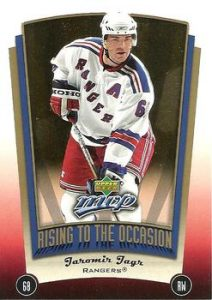 Rising to the Occasion Jaromir Jagr