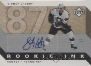 Rookie Ink Sidney Crosby