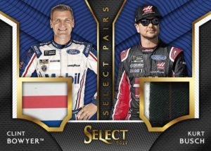 Select Pairs Clint Bowyer, Kurt Busch