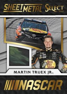 Select Sheet Metal Martin Truex Jr.