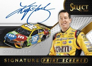 Signature Paint Schemes Kyle Busch