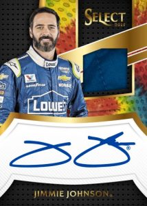 Signature Swatches Jimmie Johnson