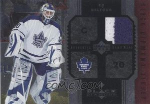 Single Diamond Jersey Ruby Ed Belfour