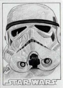 Sketch Storm Trooper
