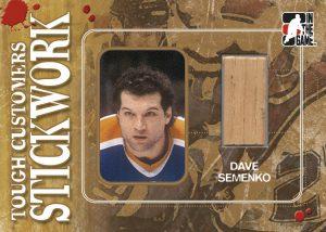 Stickwork Dave Semenko