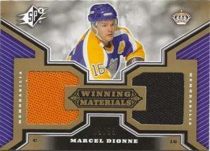 Winning Materials Gold Marcel Dionne