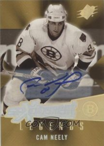 Xcitement Legends Spectrum Auto Cam Neely