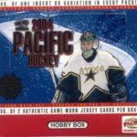 2003-04 Pacific Box