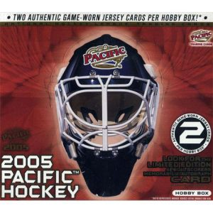 2004-05 Pacific Hockey Box