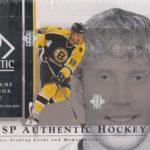 2004-05 SP Authentic Box