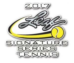 2017 Leaf Signature Series Tennis Thumb