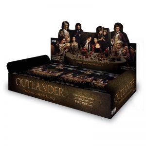 2017 Outlander Season 2 Box
