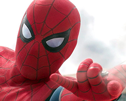 2017 Spider-Man Homecoming Banner