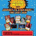 2017 Star Wars Journey to the Last Jedi