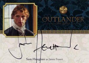 Autographs Sam Heughan