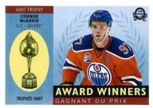 Award Winners Connor McDavid