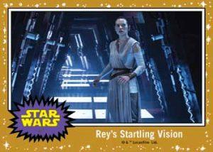 Base Gold Rey's Startling Vision