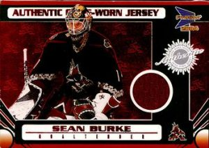 Jerseys Red Sean Burke