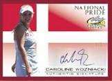 National Pride Caroline Wozniacki