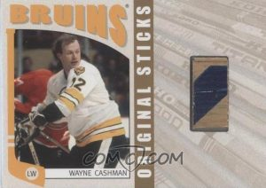 Original Sticks Wayne Cashman