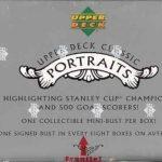 2003-04 Classic Portraits Box