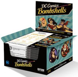 2017 DC Comics Bombshells