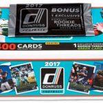 2017 Donruss Football Factory Set Box