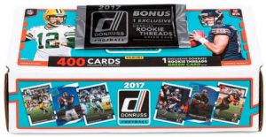 2017 Donruss Football Factory Set Box