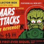 2017 Mars Attacks The Revenge