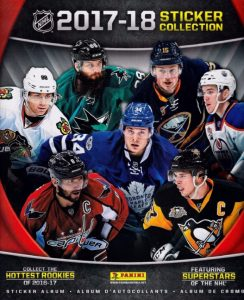 2017 Panini NHL Stickers
