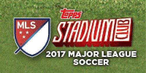 2017 Topps Stadium Club MLS Banner