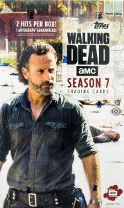 2017 Topps The Walking Dead Season 7