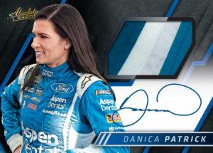 Absolute Memorabilia Signatures Danica Patrick