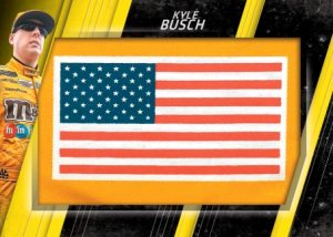 Absolute Prime Flag Patch Kyle Busch