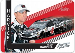Action Packed Kevin Harvick