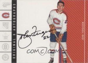 Autographs John Ferguson