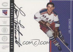 Autographs Lou Fontinato