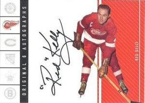 Autographs Red Kelly