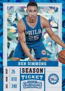 Base Cracked Ice Ben Simmons