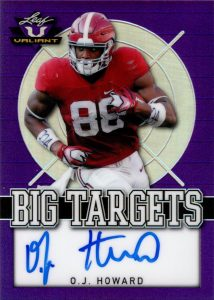 Big Targets Autos O.J. Howard