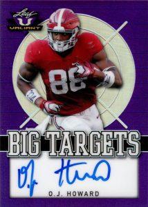 Big Targets Autos O.J. Howard