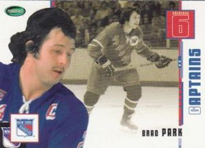 Captains Brad Park