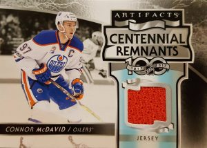Centennial Remnants Connor McDavid
