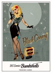 Characters Black Canary