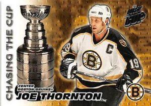 Chasing the Cup Joe Thornton