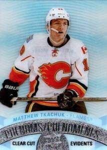 Clear Cut Phenoms Matthew Tkachuk